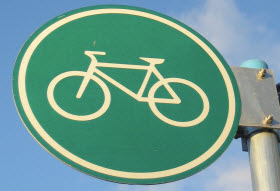 cycle sign